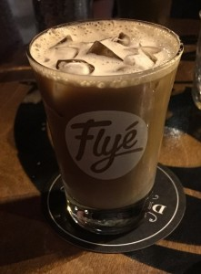 Flyé coffee on tap