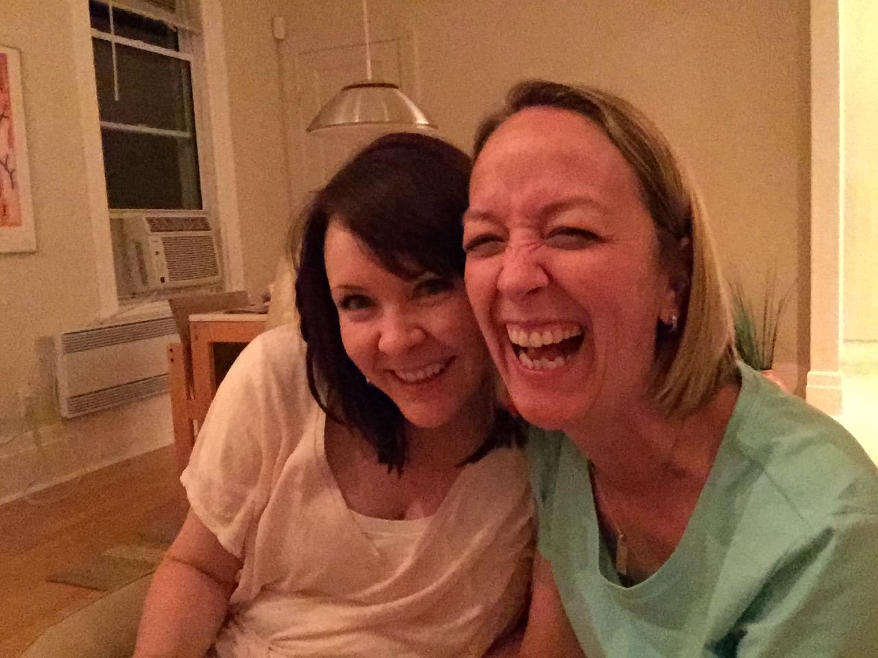 Alicia & Jenn